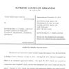 Tony Bernard Smith v. Honorable L.T. Simes, Circuit Court Judge of Phillips County, Arkansas, Criminal Division
