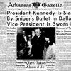 Arkansas Gazette front page Nov. 23, 1963
