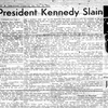Arkansas Democrat page 2A, Nov. 23, 1963
