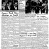Arkansas Democrat page 3A Nov. 24, 1963