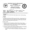 Memphis Police Department public recordings policy