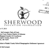 Sherwood ed group objects to deseg agreement