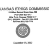 Offer of settlement from the Arkansas Ethics Commission to Lt. Gov. Mark Darr