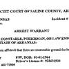Brande Coy arrest affidavit