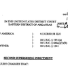 Second superseding indictment for Martha Shoffner