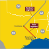 Exxon fact sheet on Pegasus pipeline segments