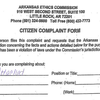 Ethics complaint in Maggio PAC case