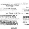 Lawsuit against Salem Place Nursing and Rehabilitation Center, et al.