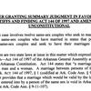 Piazza strikes down Arkansas' same-sex marriage ban