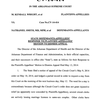 State response to motion to dismiss gay marriage ruling appeal