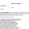 Arkansas Supreme Court stays judge's gay-marriage ruling pending appeal