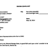 Ethics complaint against John Burris
