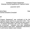 Arkansas Juvenile Assessment & Treatment Center program assessment