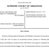 Supreme Court ruling removing Michael Maggio from bench