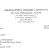 Letter to Yell County Juvenile Detention Center