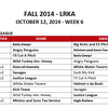 10.19.14 Week 6 Kickball