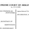 Arkansas Supreme Court minimum wage opinion
