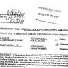 Arrest affidavit for Rodney Forte