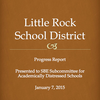 Arkansas Department of Education report