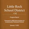 Arkansas Department of Education report