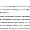 Ross' response to Fisken's letter