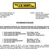 J.B. Hunt Transport 4th-quarter 2014 earnings