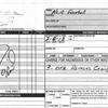Football equipment receipt