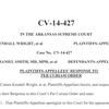 Plaintiffs' response to request for second oral arguments