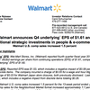 Wal-Mart 4th-quarter 2015 earnings report