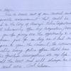 Clark's resignation letter