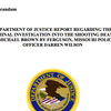 Justice Department report on shooting of Michael Brown