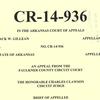 Jack Gillean appeal filing