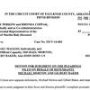 Motion to dismiss complaint