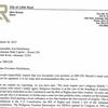 Stodola letter to Hutchinson