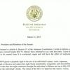SB79 veto letter