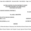 Pulaski County school desegregation lawsuit order