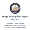 Washington County bridge investigation report