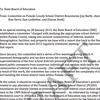 Committee on Pulaski County School District Boundaries' draft report