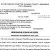 Marriage-license lawsuit order