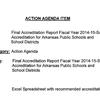 Accreditation report