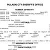 Pulaski County sheriff's office report • Jan. 22, 2015