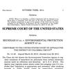 Michigan et al. v. Environmental Protection Agency et al.