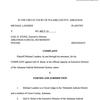 Judicial retirement lawsuit