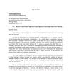 Marshall Ney letter