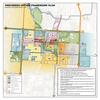 Preferred option for Springdale Master Plan