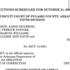 Notice to appeal execution ruling