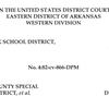 Jacksonville district desegregation ruling