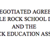 Proposed 2015-16 contract for LRSD employees