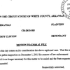 Jeffery Clifton affidavit
