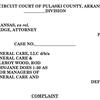 AG's suit against Arkansas Funeral Care